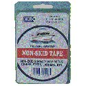 NON-SKID TAPE 1in x 20ft - WHITE