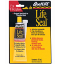 LIFE SEAL SEALANT TUBE WHITE