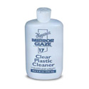 CLEAR PLASTIC CLEANER 8oz