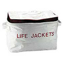 HEAVY DUTY LIFE JACKET BAG