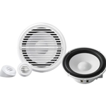 CLARION 6 1/2″ 2-WAY WATER RESISTANT COMPONENT SPEAKER SYSTEM CM1635