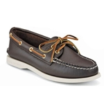 SPERRY TOPSIDER AUTHENTIC ORIGINAL IN CLASSIC BROWN