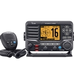 ICOM M506 VHF FIXED MOUNT W/ NMEA200 CONNETIVITY PLUS AIS RECEIVER