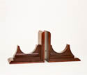 "4 1/2"" BOOKENDS AND BASE 24581"