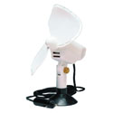 7in SUPER SAFE FAN 12v - WHITE