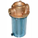 3,4in NPT RAW WATER STRAINER