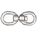 SEADOG GALVANIZED SWIVEL EYE & EYE