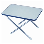 "GARELICK FOLDING DECK TABLE 12""X24"""