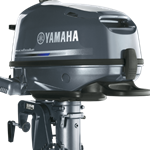 Yamaha F4SMHA 4 hp Four Stroke Outboard New
