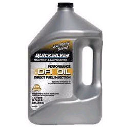 DFI 2-CYCLE OUTBOARD OIL GAL 92-858037Q01