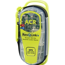 ACR RESQLINK+ FLOATING 406 GPS PERSONAL LOCATOR BEACON 2881